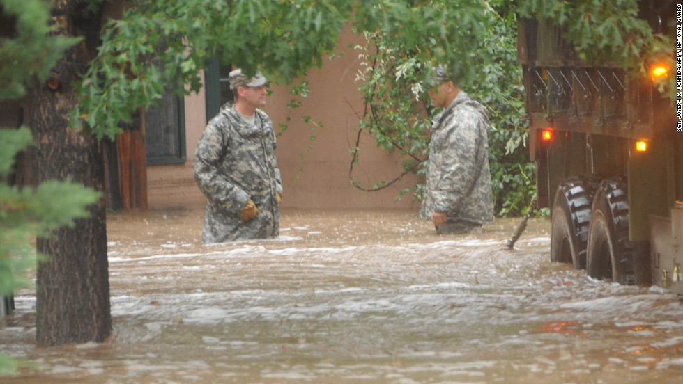 The rains sent virtually every waterway in Boulder County coursing out of its banks, and massive water flows washed away roads and bridges, flooded homes and stressed numerous other bridges.