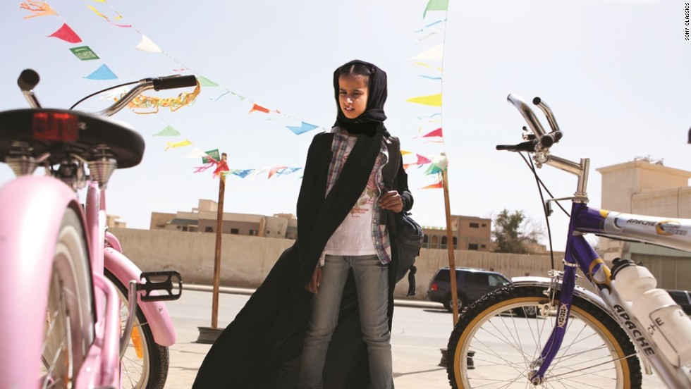 Saudi Arabia submitted the country's first-ever feature film, Wadjda, to the Oscar committee for consideration. The film was written and directed by a woman -- another first for the country.