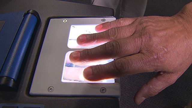 Touch ID easy touch for crooks?