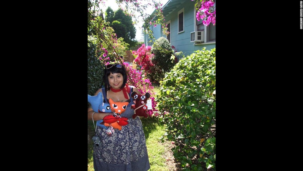 "At her heaviest, Regina Lopez had a body mass index, or BMI, of 45, which doctors consider to be severely obese. She hated being overweight because she couldn't fit into trendy clothing. ""I'm all into style,"" she says."
