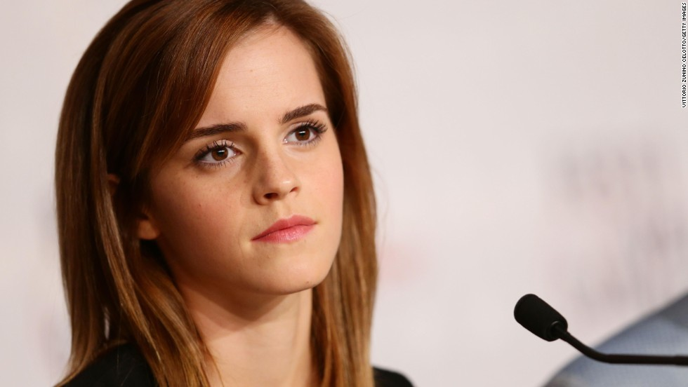 "Emma was the second most-popular name for girls in 2012. It was in the top spot as recently as 2008, when Emma Watson was still starring as Hermione in the ""Harry Potter"" film series."