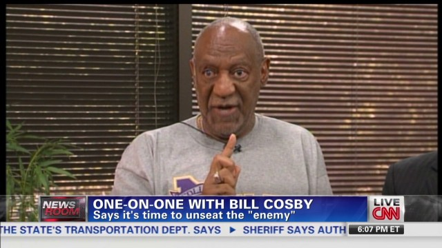 Bill Cosby on respectability and success
