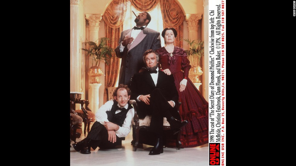 """The Secret Diary of Desmond Pfeiffer"" aired on UPN in 1998 and was criticized before it even premiered because of its comedic take on slavery. The series ended after only 4 episodes."