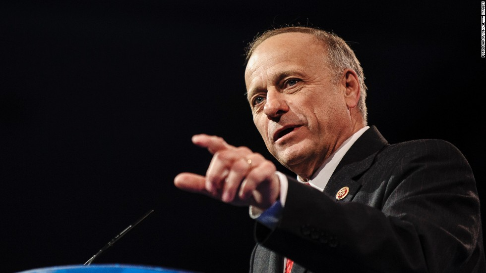 Iowa GOP Rep. Steve King
