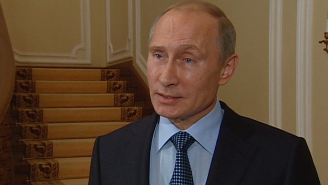 Putin looks to score a diplomatic legacy