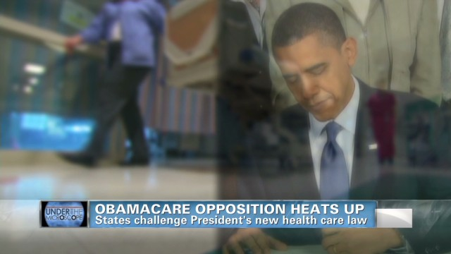 Obamacare opposition heats up