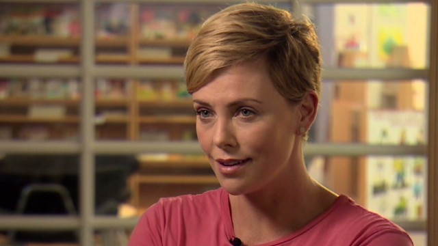 Charlize Theron fights HIV devastation