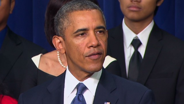 Obama: Shooting was a 'cowardly act'