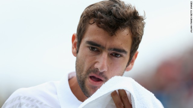 Marin Cilic will be able to return to action from February 1, 2014.
