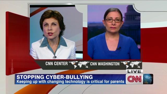Preventing cyberbullying