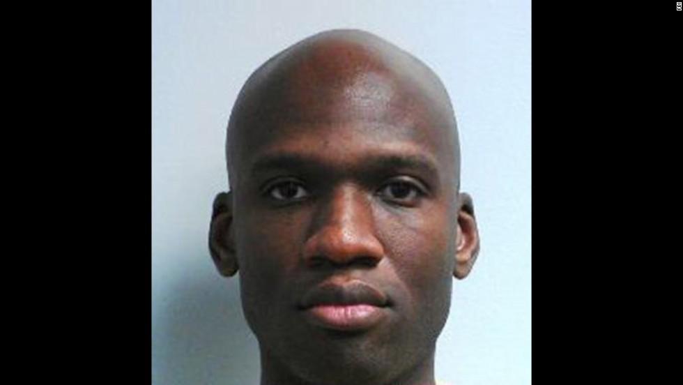Aaron Alexis killed 12 people inside the Navy Yard in Washington in 2013.