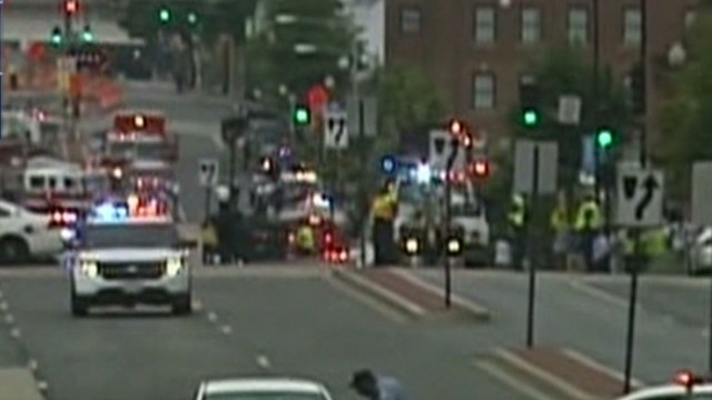 Witness describes Navy Yard shooting