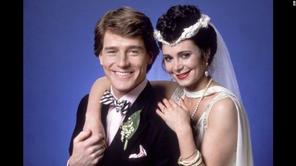"Among Cranston's early roles was Doug Donovan on the ABC soap ""Loving."" He was on the show from 1983-1985."
