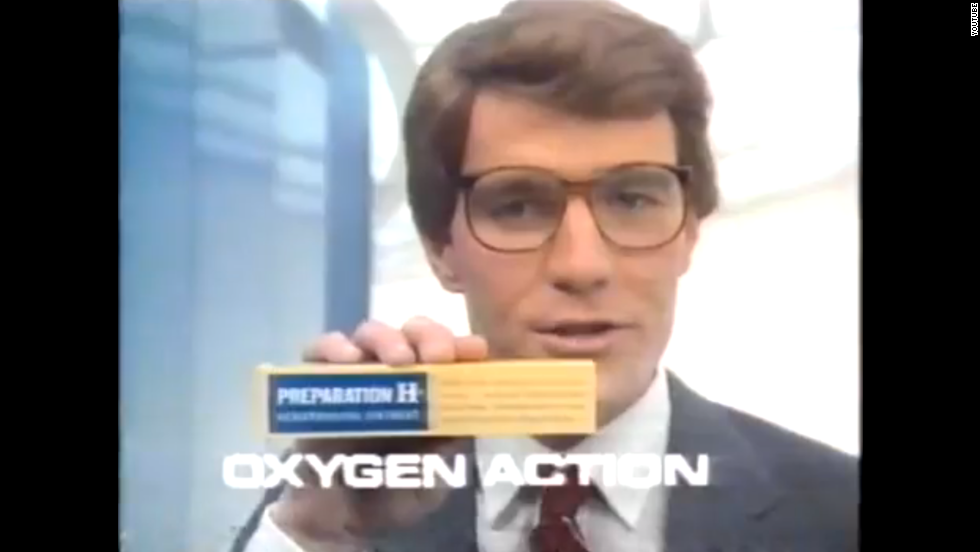 Cranston made a good living in the '80s and '90s with commercials, including ads for such brands as Preparation H.
