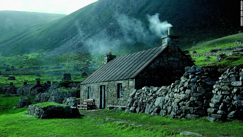Crofters eventually gave up on St. Kilda after centuries of very tough living. Now you have the chance to recolonize the island, albeit temporarily.