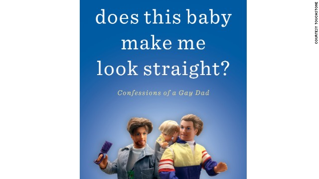 "Dan Bucatinsky's book ""Does This Baby Make Me Look Straight?"""