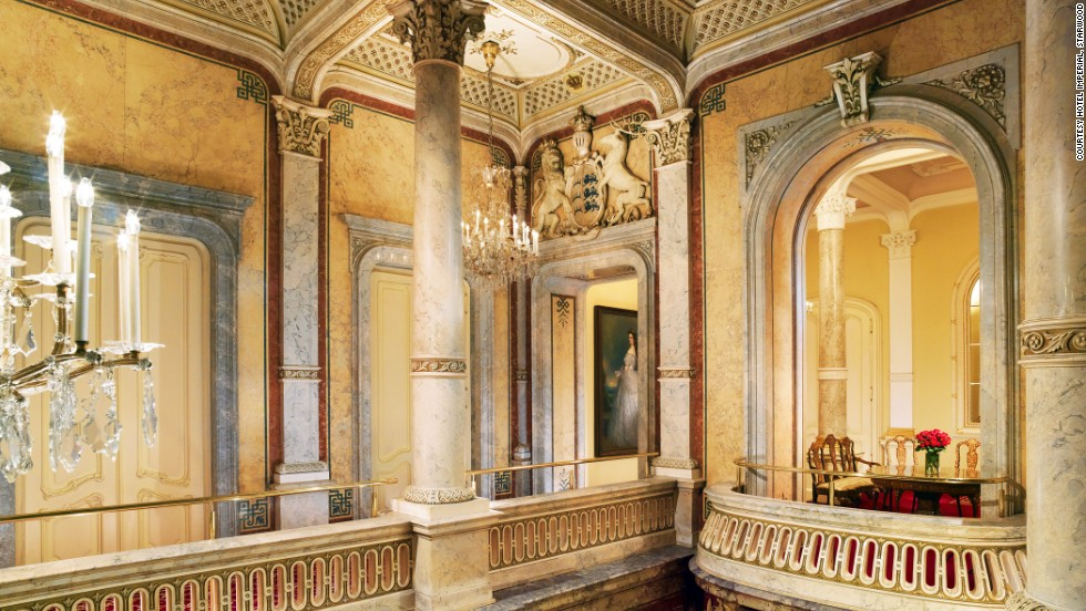 Built as the Vienna home of Philip of Württemberg, the Hotel Imperial originally housed the prince from 1863 to 1865, until a city planning problem saw him move on.