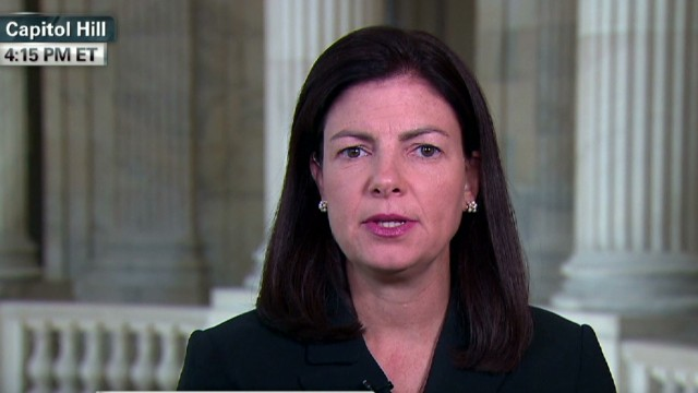 Sen. Ayotte: It's time to get it done