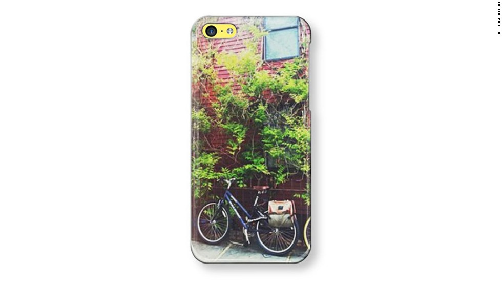 "Turn your favorite Instagram photos into a custom case with <a href=""http://www.casetagram.com/"" target=""_blank"">Casetagram</a>."