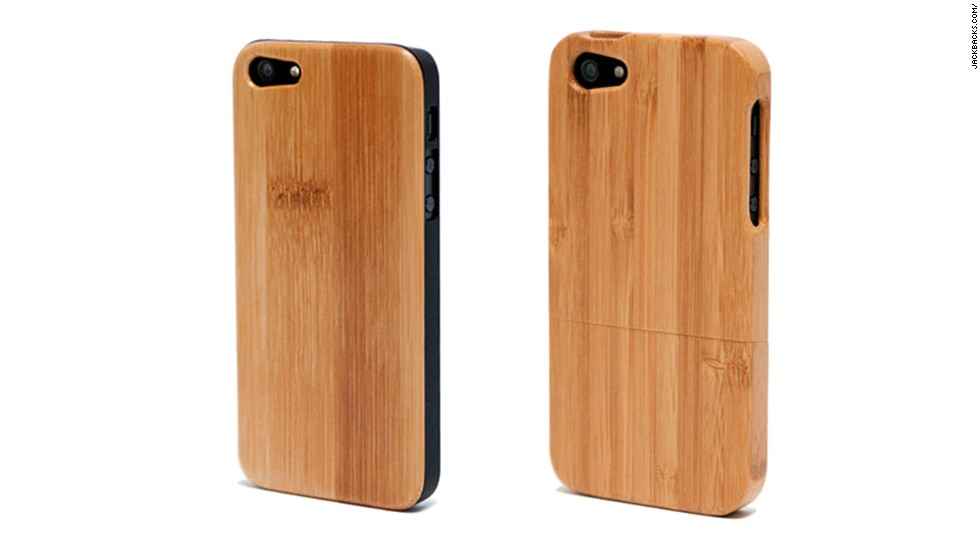 "Want something bespoke? <a href=""http://www.jackbacks.com/"" target=""_blank"">JackBacks</a> lets you customize a laser-cut wooden case of your own."