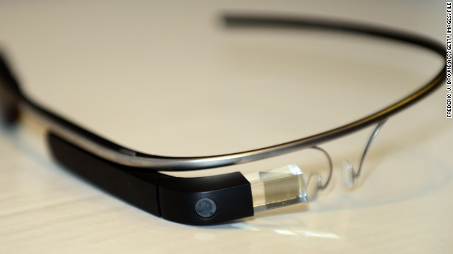 New Google Glass will work better with eyeglasses and include an ear bud for better audio, Google says.