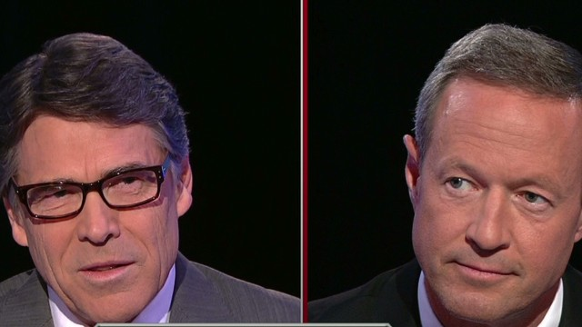 crossfire sot rick perry martin o'malley battle over jobs_00022527.jpg