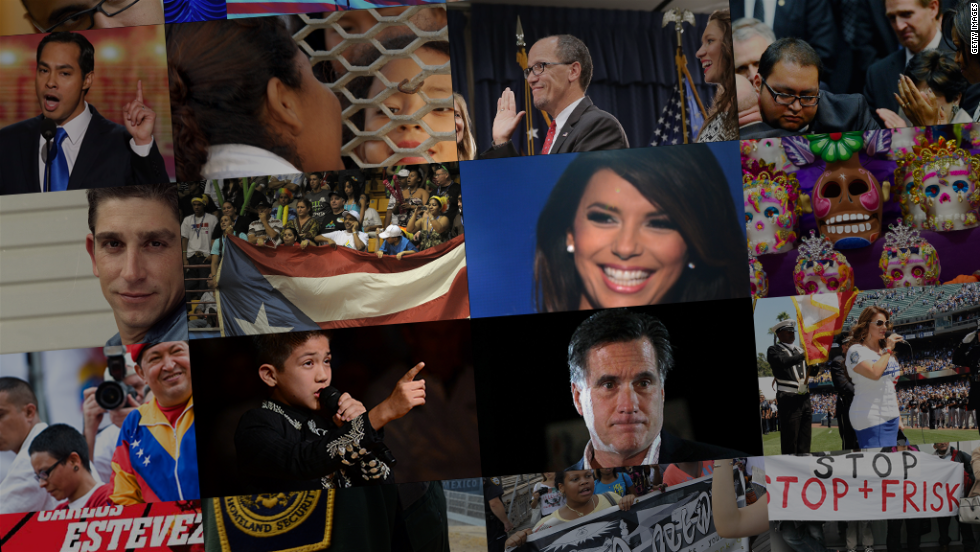 For National Hispanic Heritage Month, which runs September 15-October 15, CNN takes a look back on the news, politics, art, culture and entertainment stories that spoke to the Hispanic community during the last year.