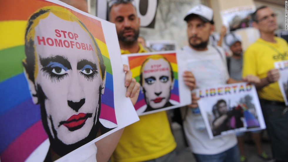 However, Russia's new anti-gay laws have sparked worldwide protests, prompting fears that the Sochi Games will be overshadowed by the issue -- and social media is expected to play a key role in the February 7-23 competition.