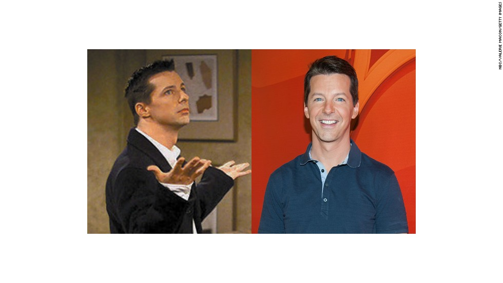 "Some of the best lines of the show went to Sean Hayes as Jack McFarland, Will's other best friend. In 2010, Hayes <a href=""http://marquee.blogs.cnn.com/2010/03/09/will-graces-sean-hayes-i-am-who-i-am/"">confirmed that he is gay. </a>His series ""Sean Saves The World""<a href=""http://www.cnn.com/interactive/2013/09/entertainment/fall-releases-guide/""> </a>about a gay father raising his teen daughter aired for one season on NBC and ended in 2014."