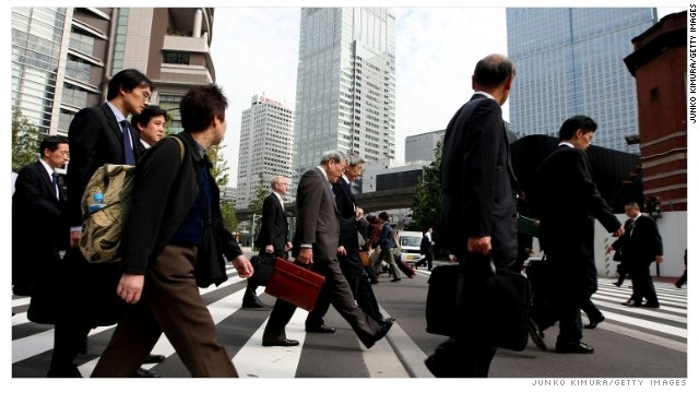 Japan's GDP below expectations