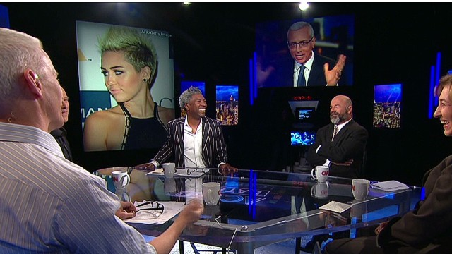 Should we be worried about Miley Cyrus?