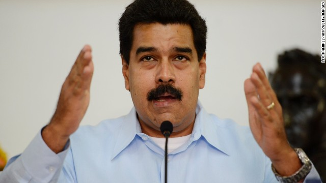 Venezuela's President says his country has arrested three air force generals accused of plotting a coup. (File photo)