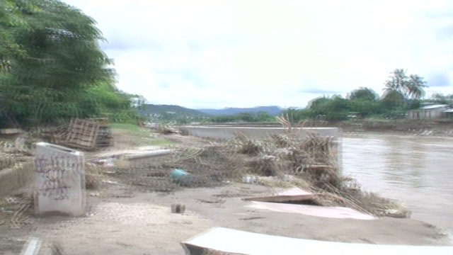 Mexico reeling from deadly storms