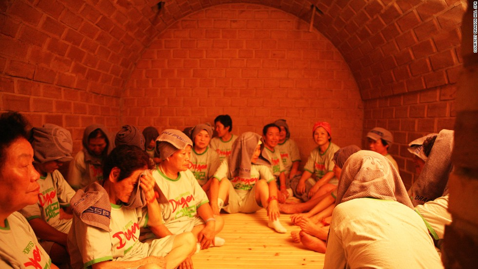 "Korean bathhouses (jjimjilbang) have earned recognition overseas, not for being flashy or luxurious (though they can be), but for the communal experience they offer. Though many feature restaurants, computer rooms and small theaters, one thing remains simple -- the scrub, or ""seshin."""