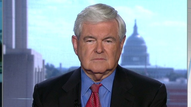 Gingrich: Obama should negotiate