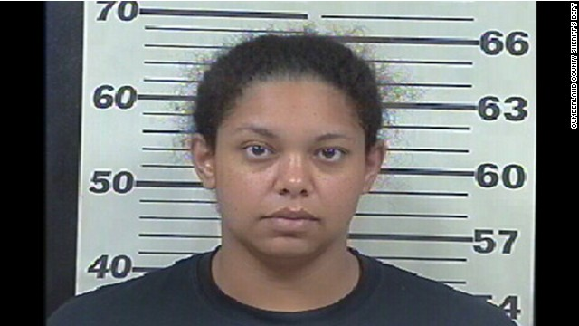 Brittany Lina Yvonn Moser was arrested Friday morning at her home, about 40 miles from the crime scene.