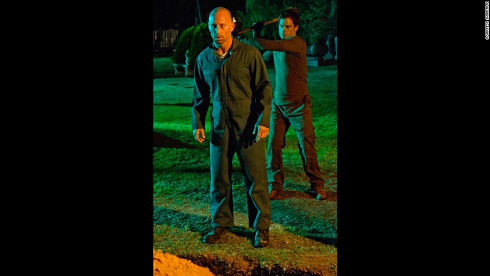 Ray Speltzer was chosen by Dexter to show Debra that his cause was a just one, getting rid of criminals that the police could never bring to justice.  After almost killing Deb, Speltzer later captures  and attempts to do in Dexter, chasing him through a crazy killer maze before Dexter jumps from a roof to escape. Dexter finally catches him unaware, subdues and kills him.