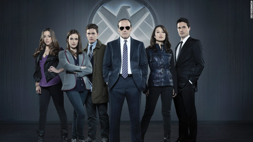 """The Avengers"" story continues on the small screen with ABC's new series ""Marvel's Agents of S.H.I.E.L.D."" The titular agents investigate cases about the emerging phenomenon of people with superpowers."
