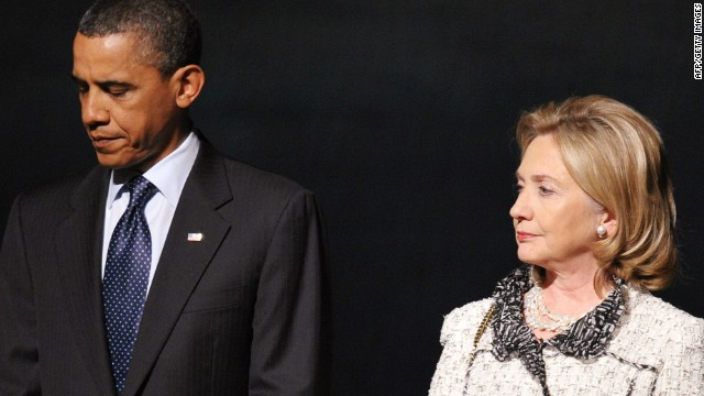 Obama, Clinton a 'monumental bust'