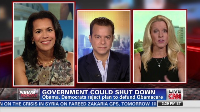 Clock ticking to government shutdown