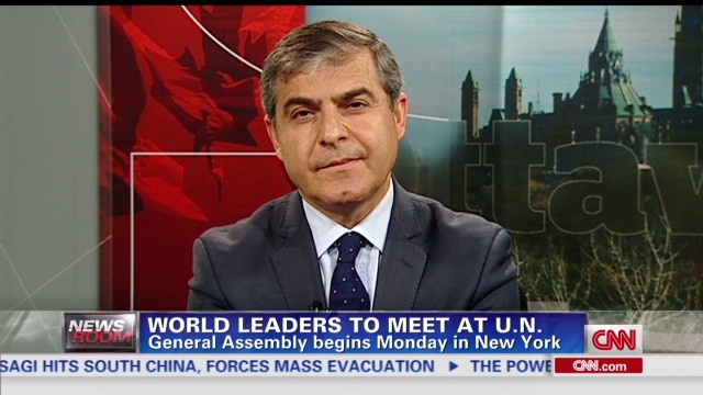 World leaders to meet at U.N.