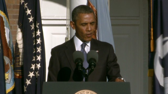 President honors Navy Yard victims