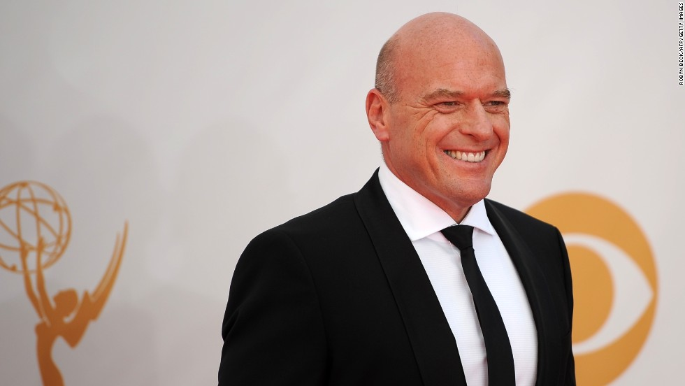 """Breaking Bad"" star Dean Norris"