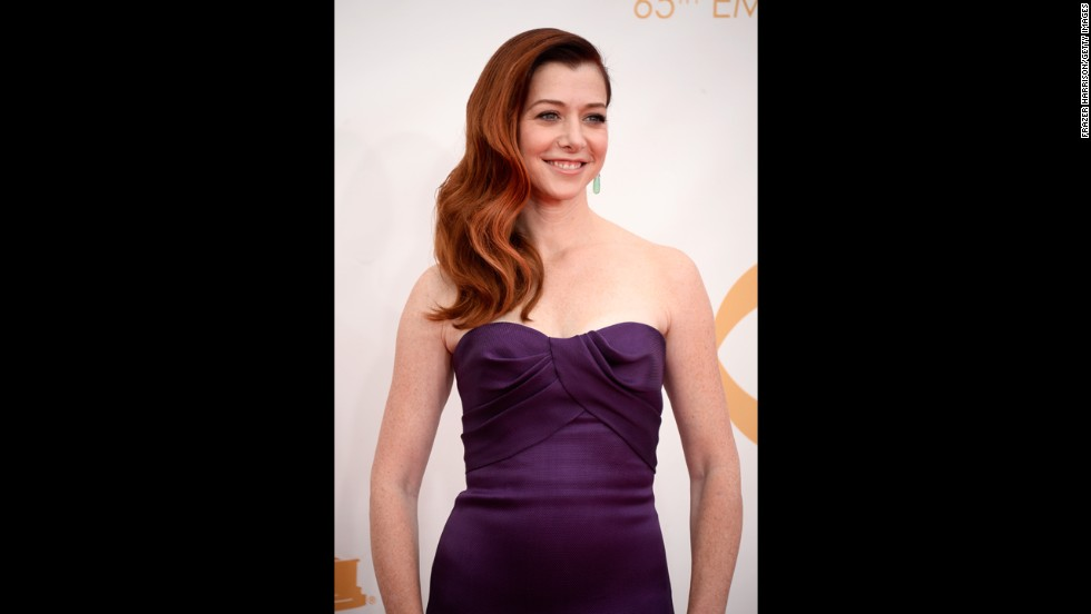 "Smulders' ""HIMYM"" castmate Alyson Hannigan also made out well in 2014. According to Forbes, the actress made $9.5 million."