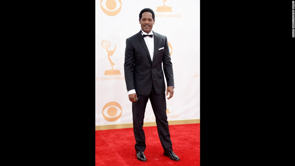 "Emmy presenter Blair Underwood stars in a new version of ""Ironside."""