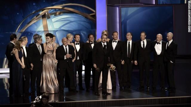 2013: Emmy's wrap