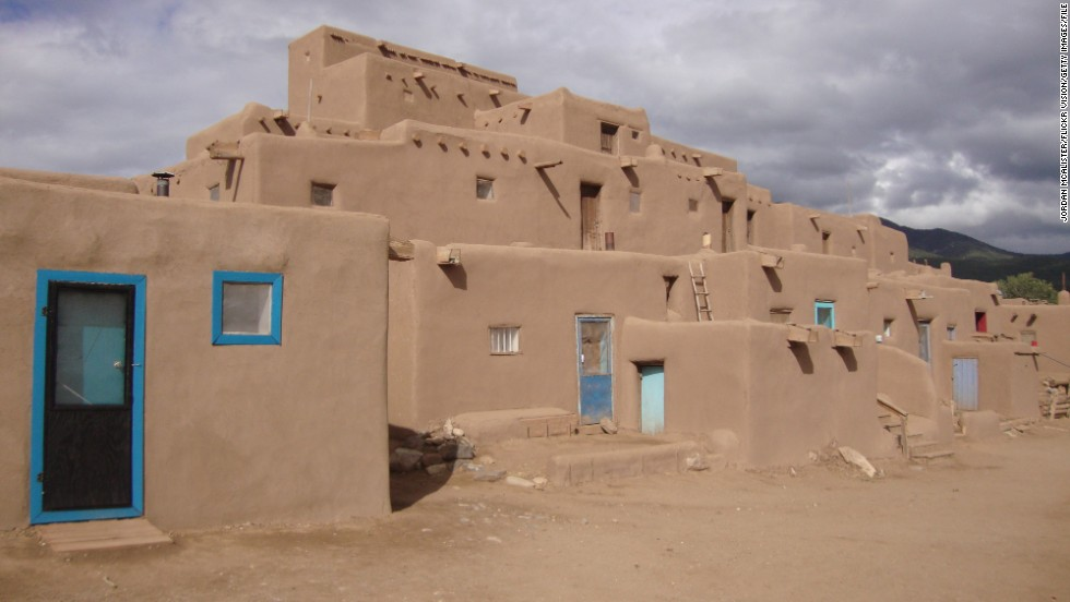 At 1,000 years old, Taos Pueblo is considered to be the oldest continuously inhabited community in the United States.