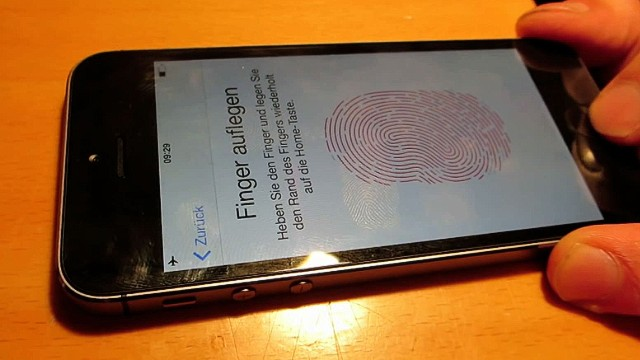 How to possibly hack an iPhone fingerprint sensor