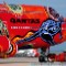 crazy liveries qantas wunala