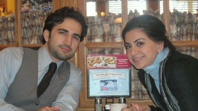 2013: Family pleads with Iran to release son